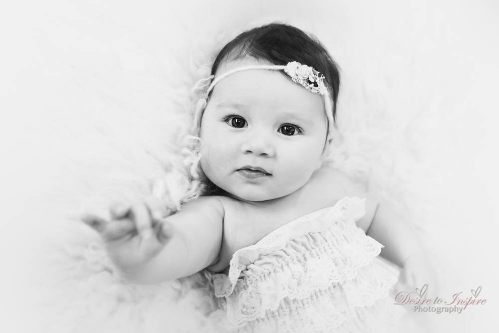 Brisbane Baby Photography 3 month session-1