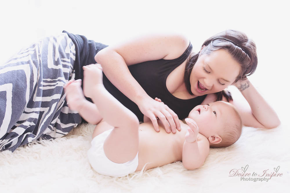 , Brisbane Baby Photography – Chad's 7 month session, Brisbane Birth Photography
