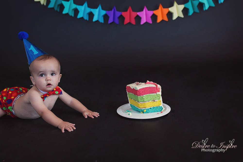 Brisbane Cake Smash Photography-3236