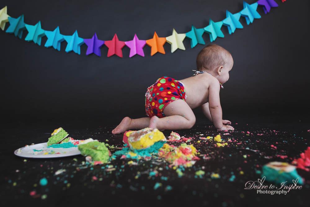 Brisbane Cake Smash Photography-3283