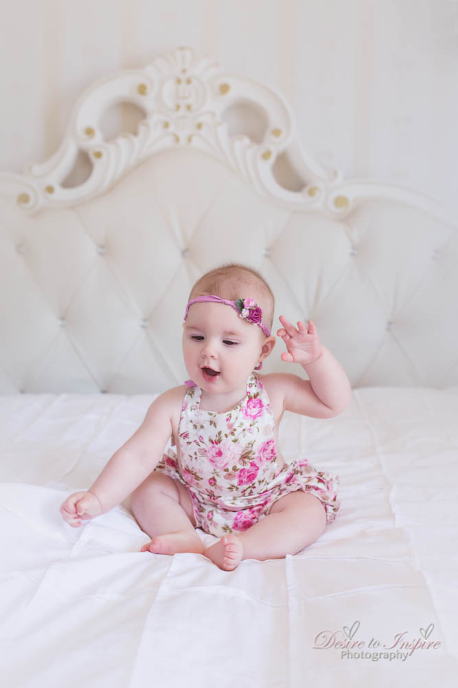 , Brisbane Milestone Baby Photographer – Maeve's 6mth session, Brisbane Birth Photography