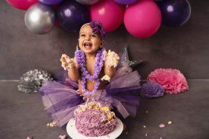 , Cake Smash Fun! Brisbane Cake Smash Photographer, Brisbane Birth Photography