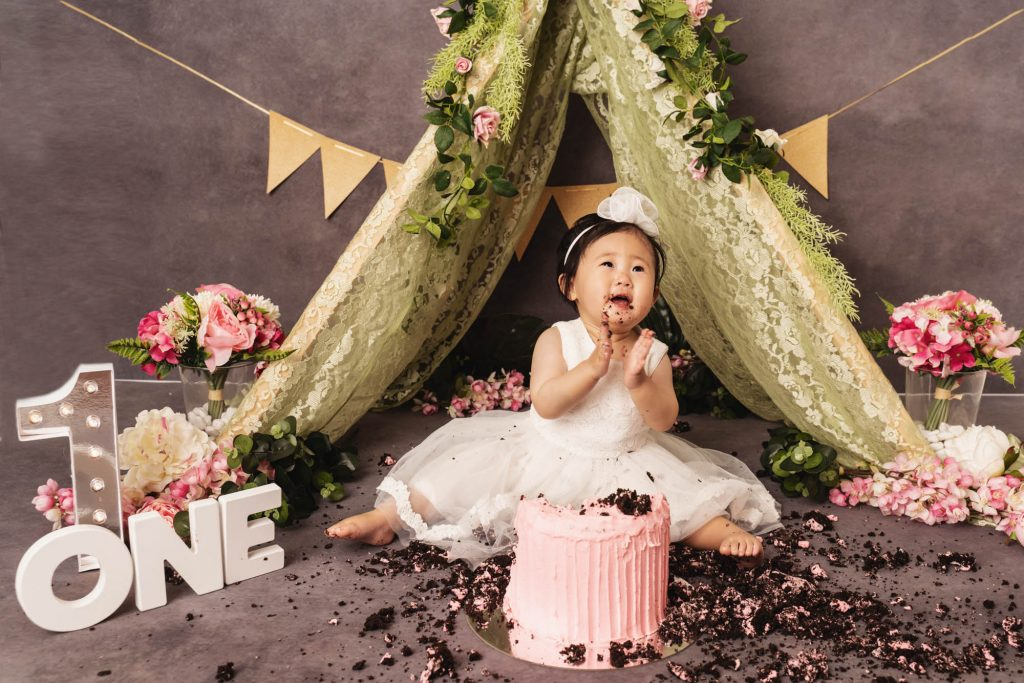 , Cake Smash Sessions, Brisbane Birth Photography