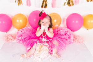 Cake Smash Fun!, Brisbane Birth Photography
