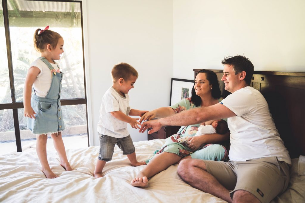 , Lifestyle Photography Sessions Explained, Brisbane Birth Photography