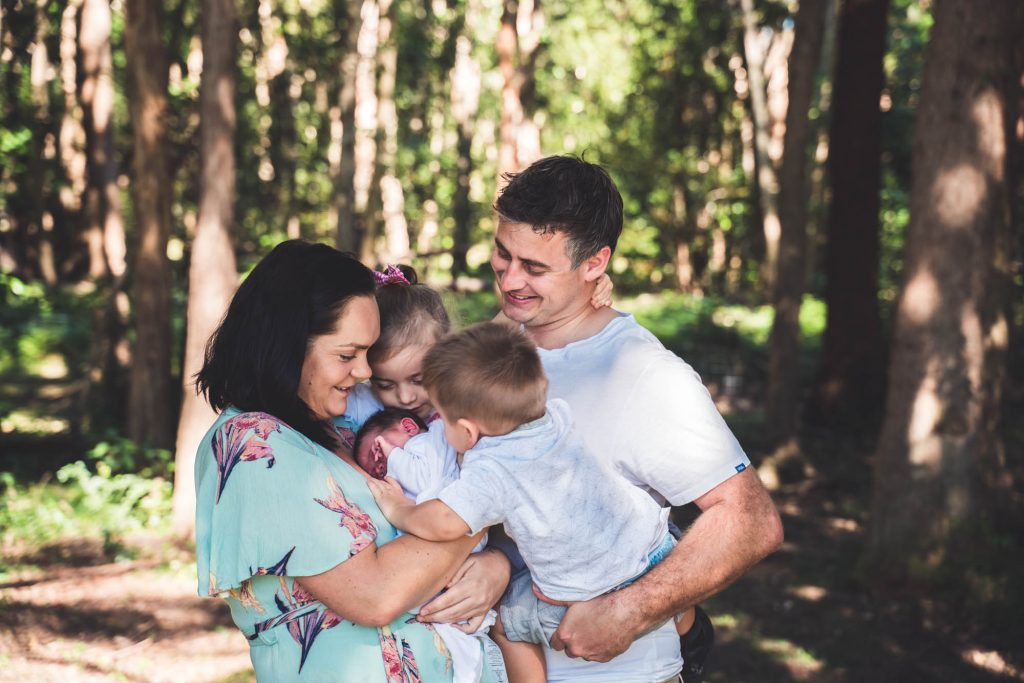 , Brisbane Birth Photographer – Emilia's Fresh 48 Session, Brisbane Birth Photography