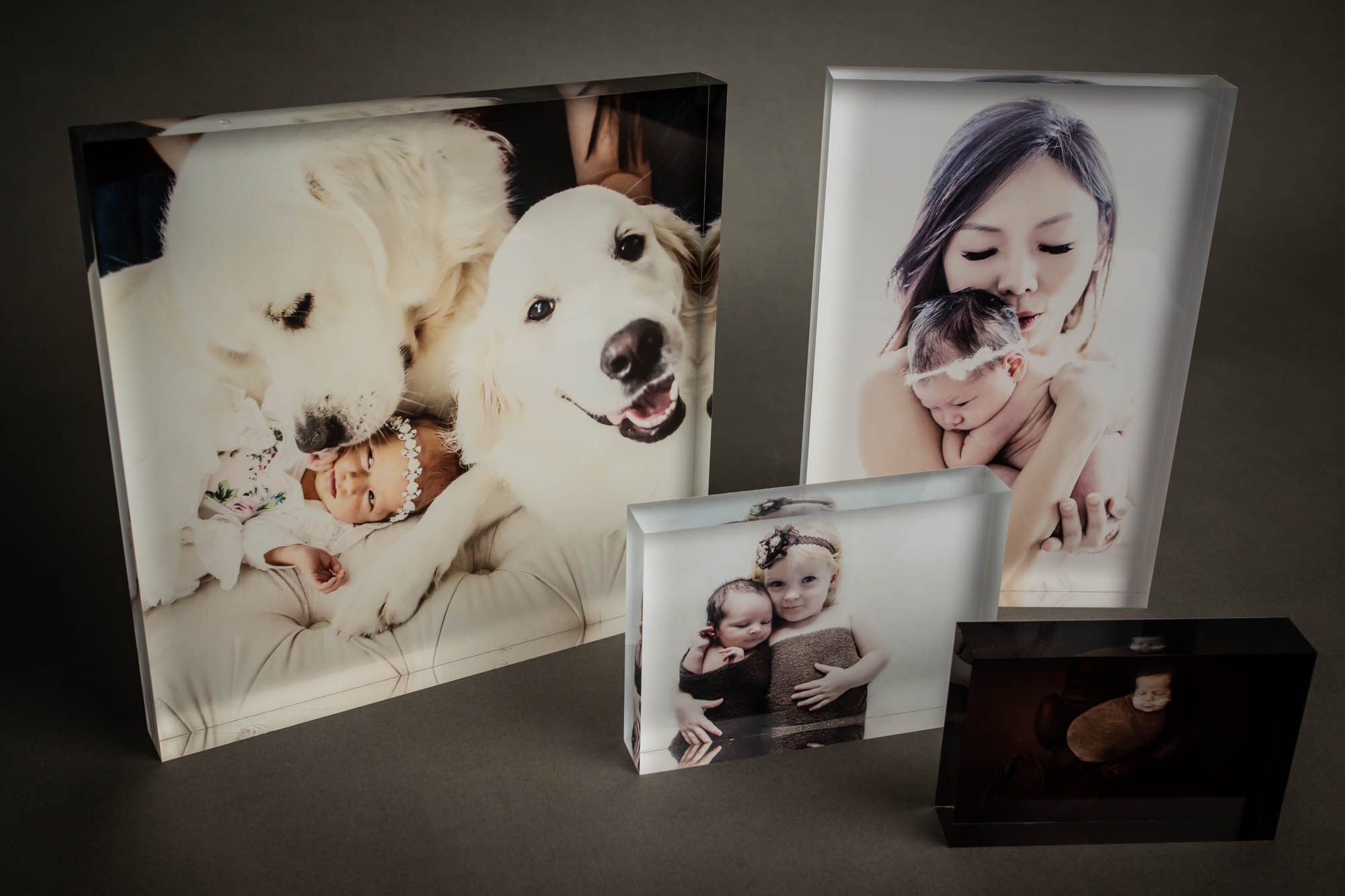 Finished Products, Brisbane Birth Photography