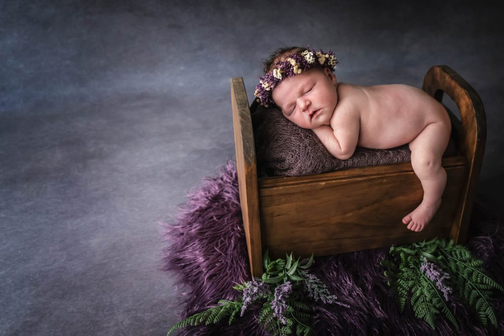 , Lyla – Maree Newborn session in studio. Brisbane Newborn Photographer, Brisbane Birth Photography