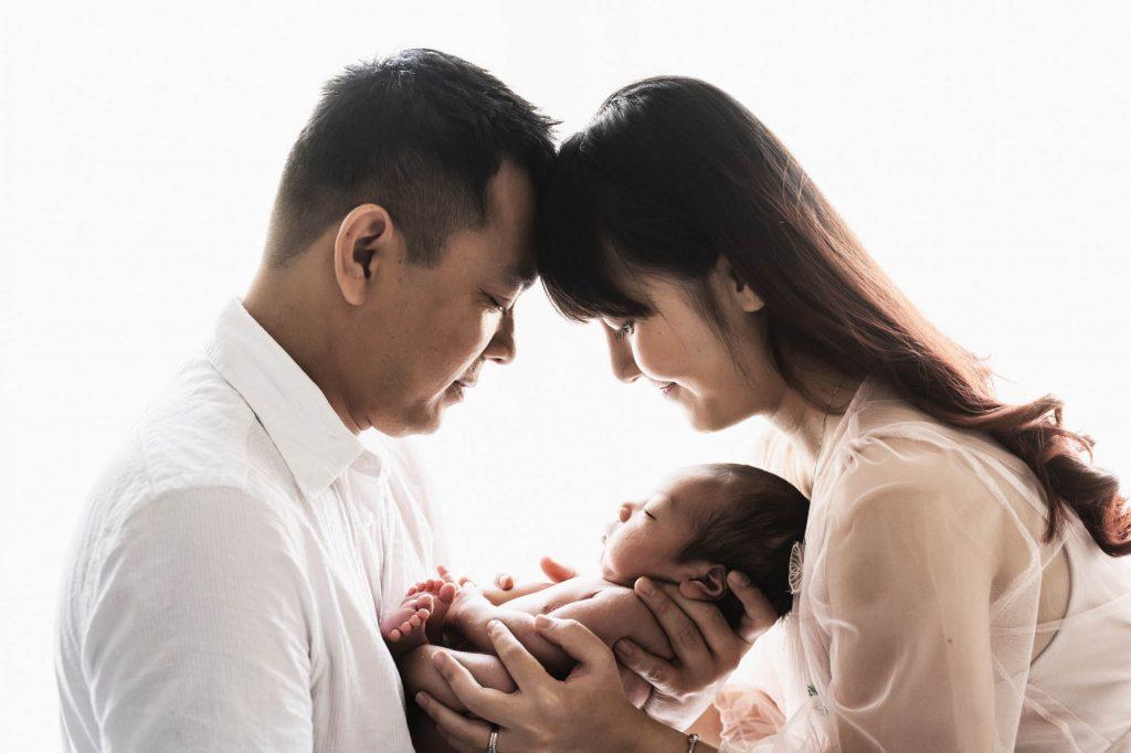 , Jordan In Studio Newborn Session. Brisbane newborn photographer, Brisbane Birth Photography