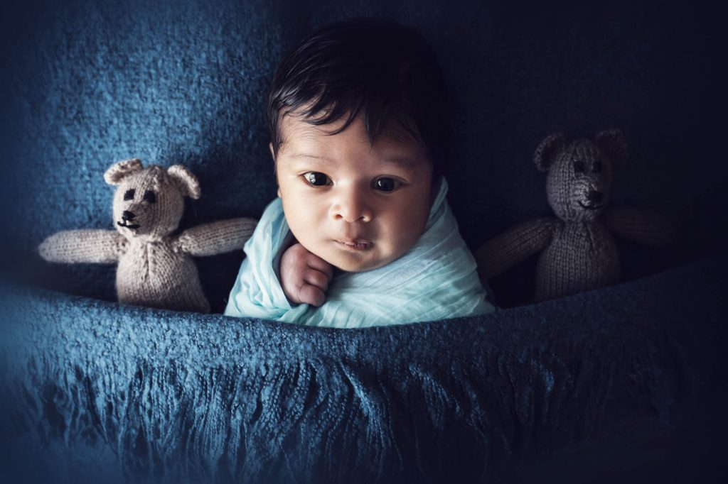 , Neha Newborn Studio Session. Brisbane Newborn Photographer, Brisbane Birth Photography