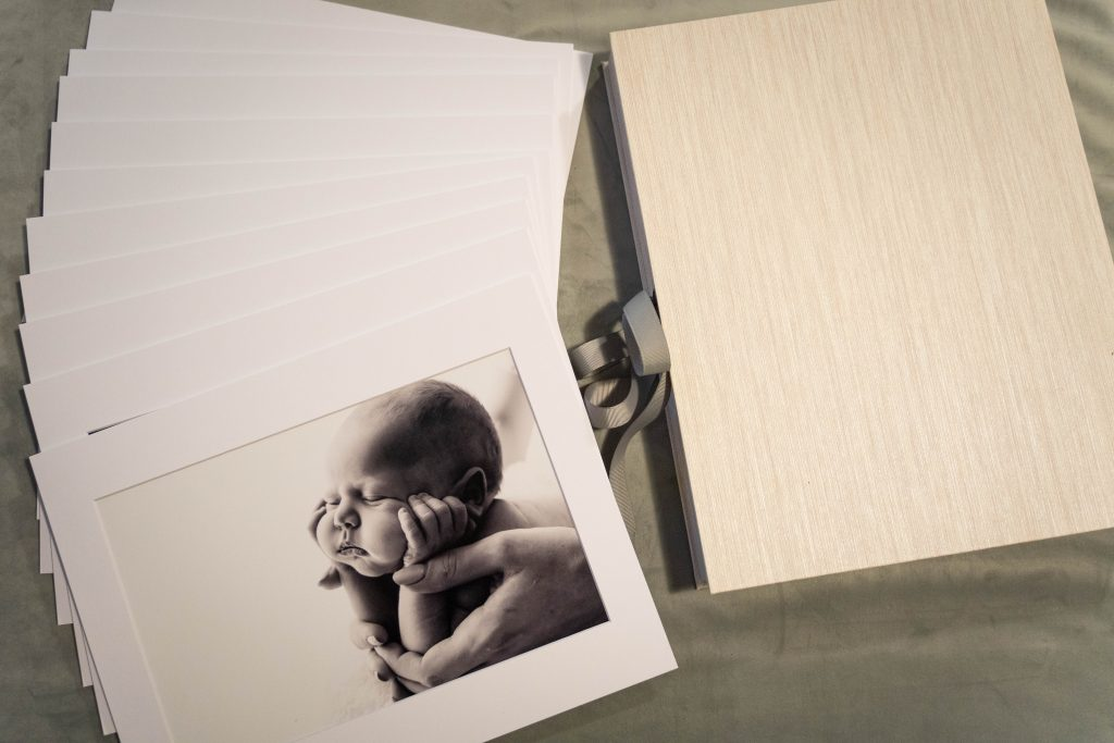 , Product Highlight – Fine Art Matted Prints, Brisbane Birth Photography