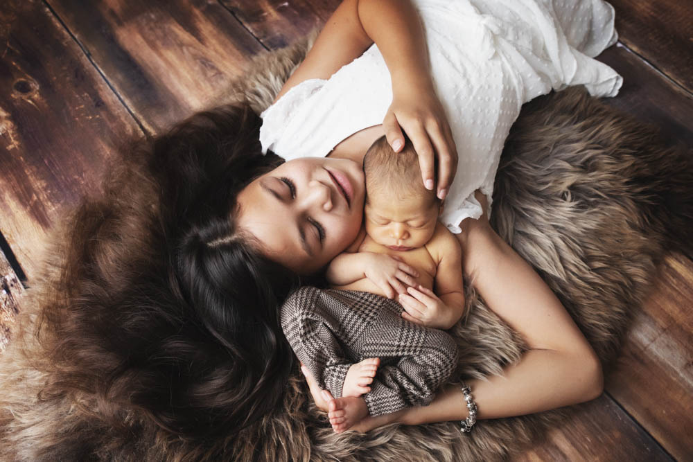 , Emyinnya Newborn Session, Brisbane Birth Photography