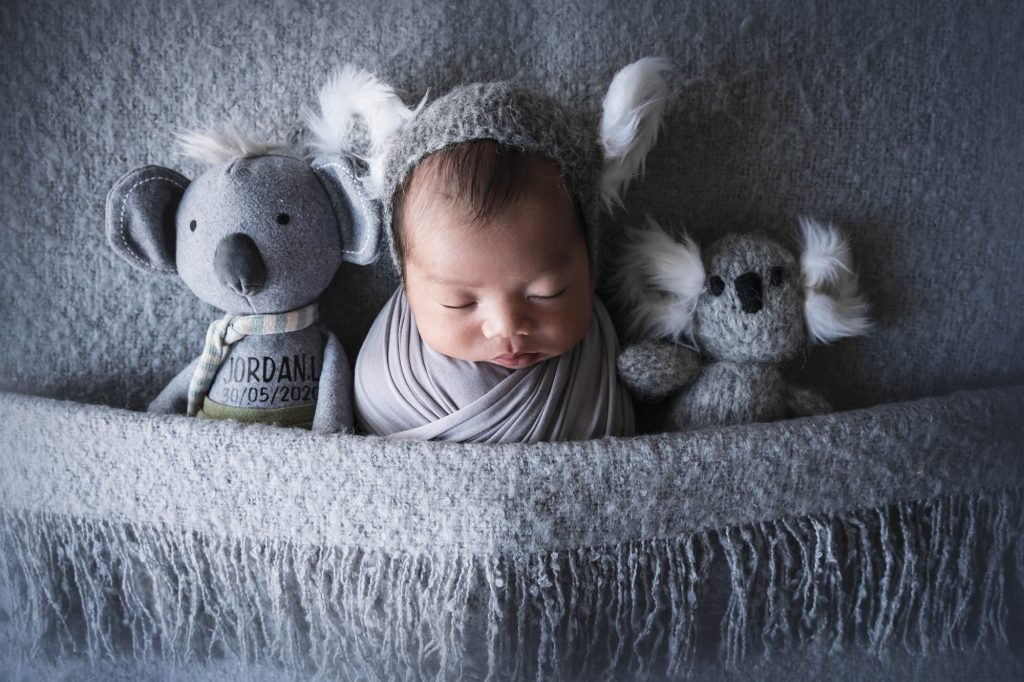 , A guide for parents to get baby ready for a newborn session, Brisbane Birth Photography