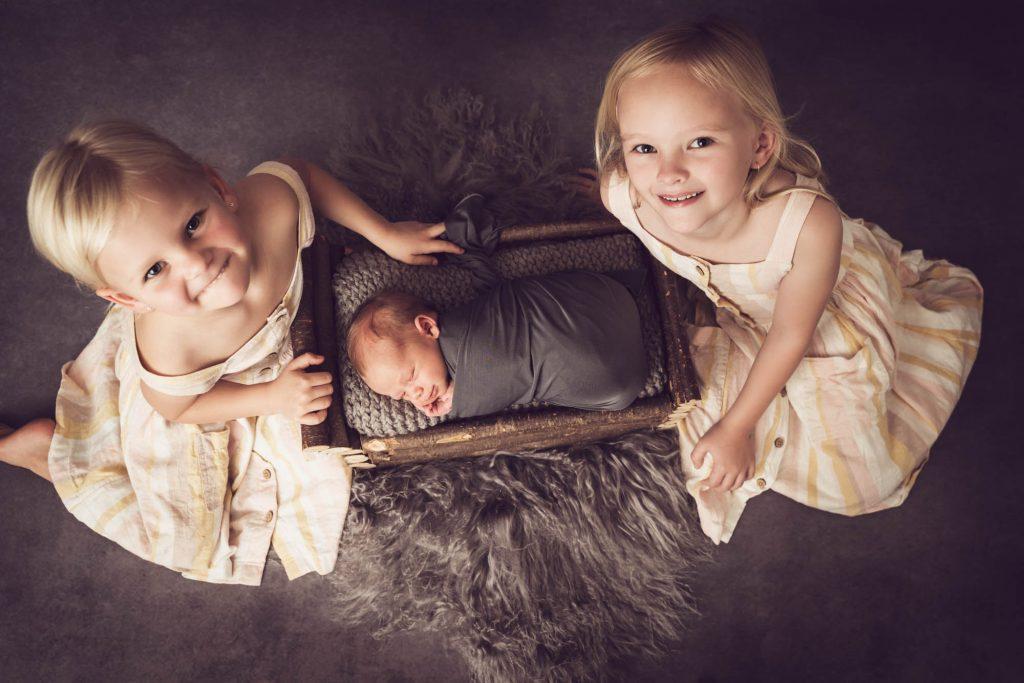 , Steele's Newborn Session, Brisbane Birth Photography