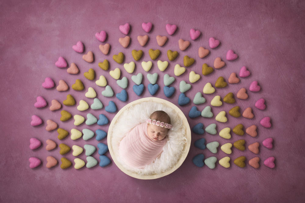 , Sienna Studio Newborn, Brisbane Birth Photography