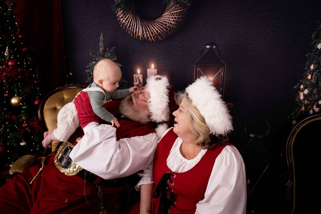 , Santa Photo Stats, Brisbane Birth Photography