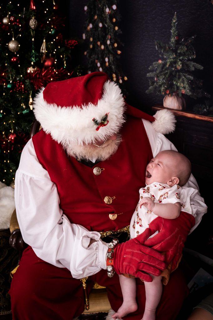 , Santa Blooper Reel, Brisbane Birth Photography