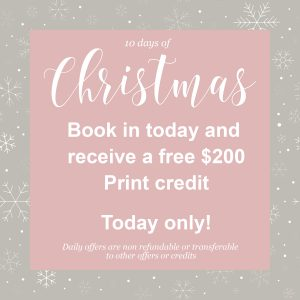 , 10 Day of Christmas, Brisbane Birth Photography