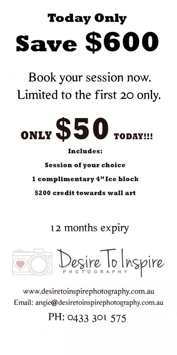 Expo Special Flyer