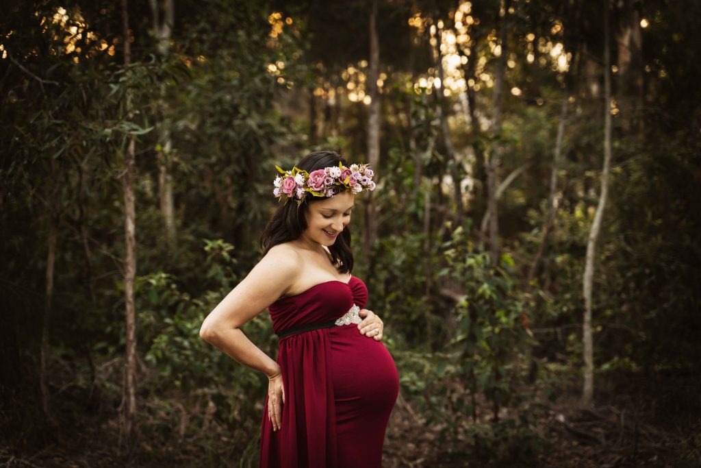 , Alissa Yocum Maternity – Location, Brisbane Birth Photography