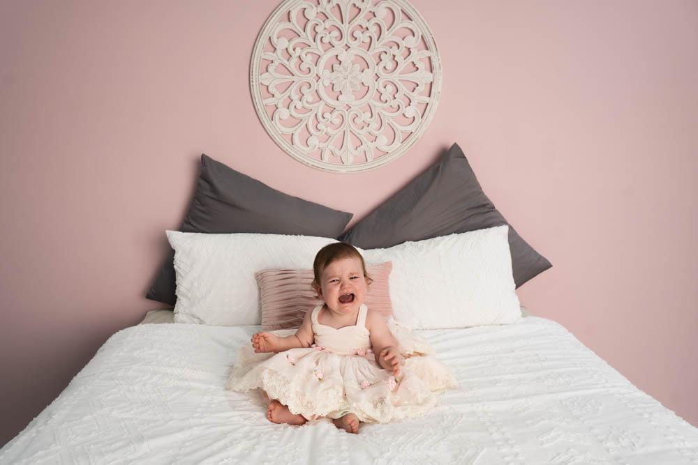 , Saoirse – New studio session, Brisbane Birth Photography