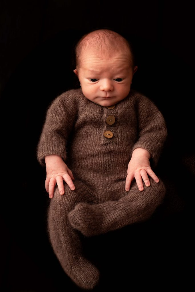 , Newborn Studio Elijah- Desire to Inspire Photography, Brisbane Birth Photography