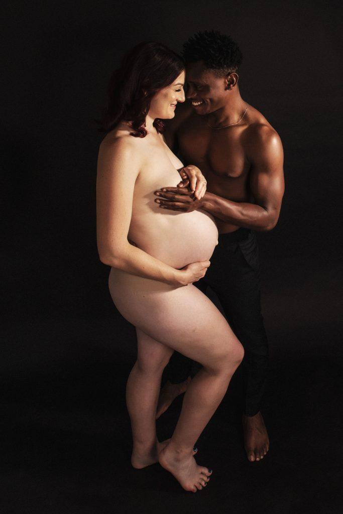 , Yasmine – In studio Maternity – Desire to Inspire Photography, Brisbane Birth Photography