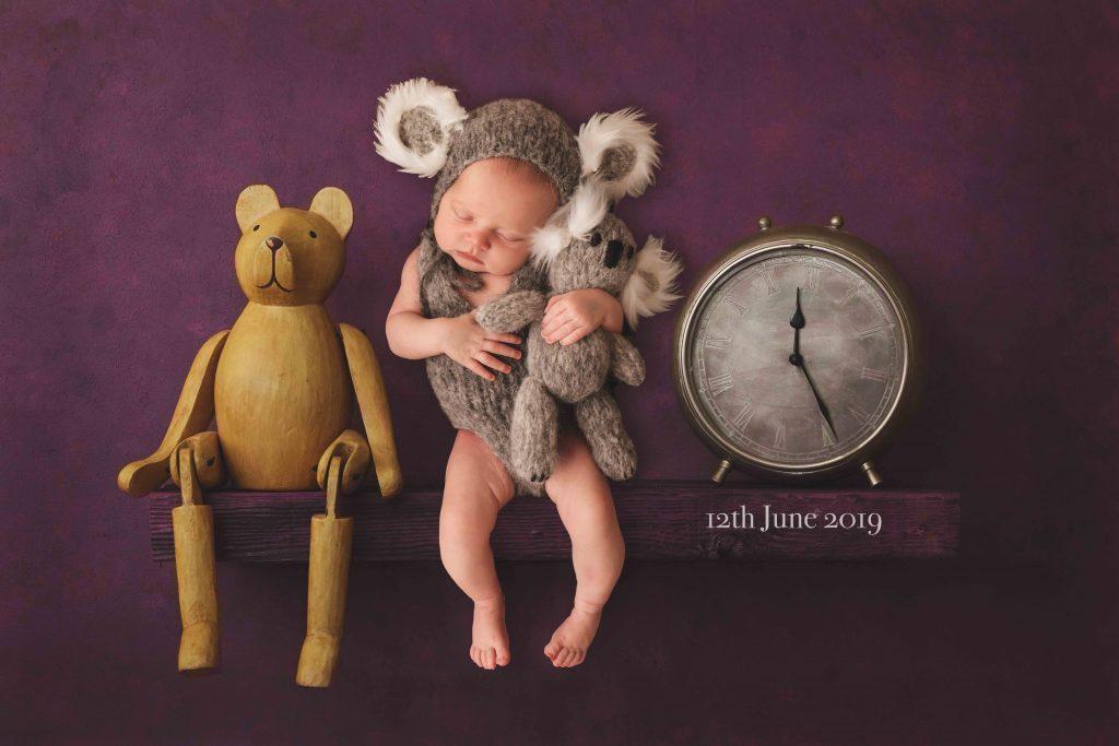 , Little Miss Ruby – Newborn studio – Desire to Inspire Photography, Brisbane Birth Photography