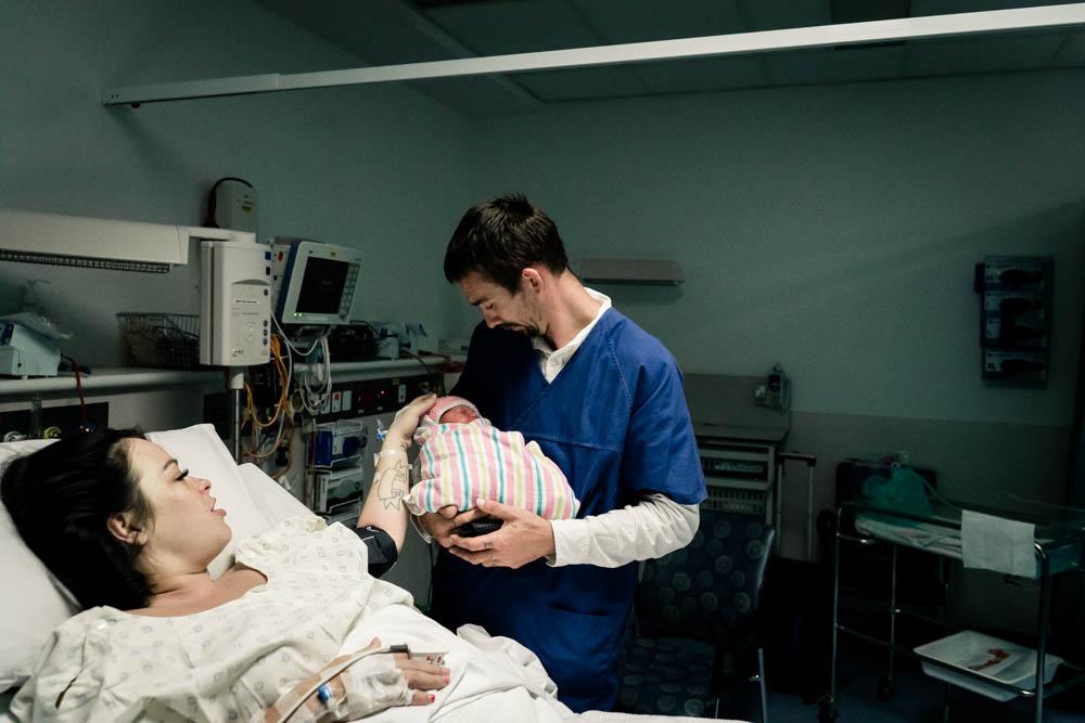 , Skye's Birth, Brisbane Birth Photography