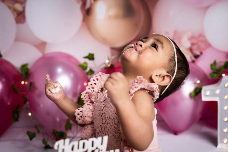, Cake Smash Sessions, Brisbane Birth Photography