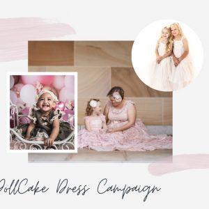 DollCake Dress Campaign