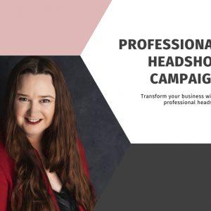 Professional Headshot Campaign